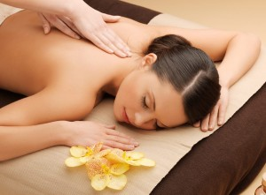 Verwöhn-Massage